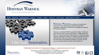 Hoffman Warnick Intellectual Property Law